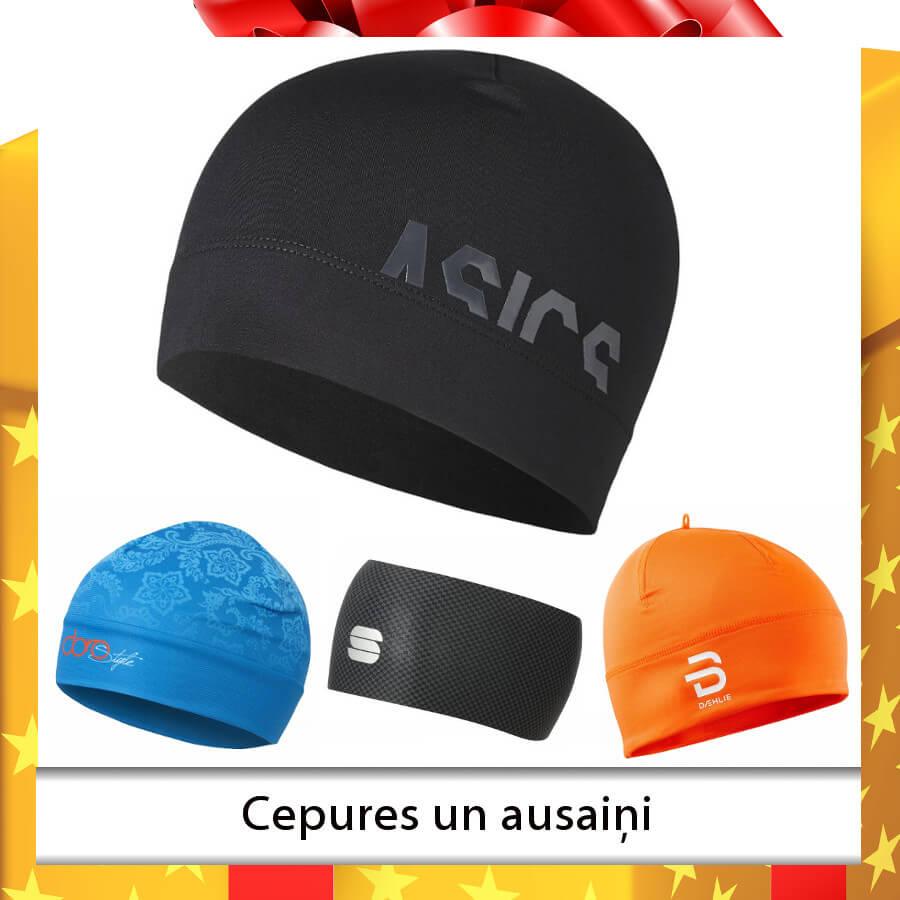 Ziemassvētku dāvana - sporta cepure