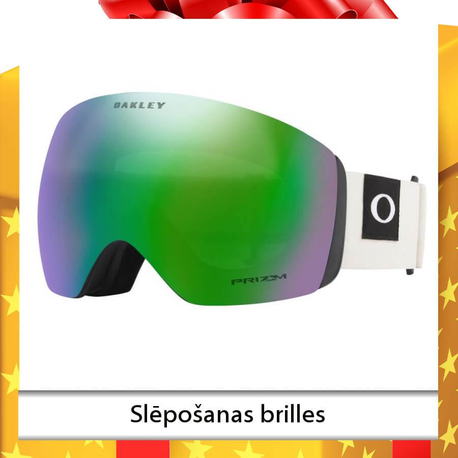 Ziemassvētku dāvanas - slēpošanas brilles