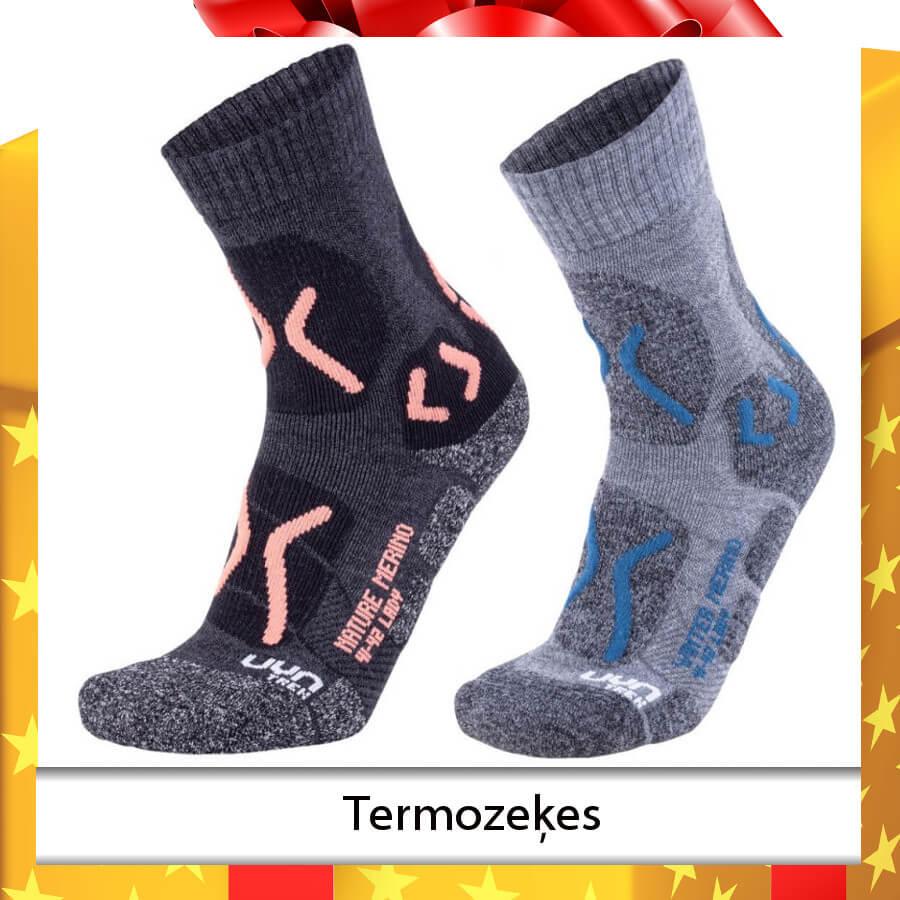 Ziemassvētku dāvana - termozeķes