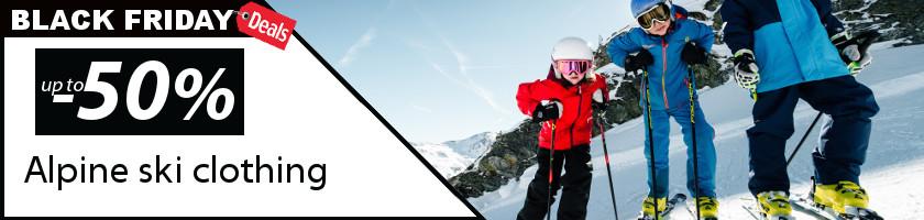 Alpine ski wear