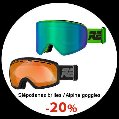 Slēpošanas brillēm -20%