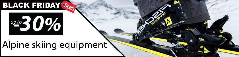 Alpine ski goods