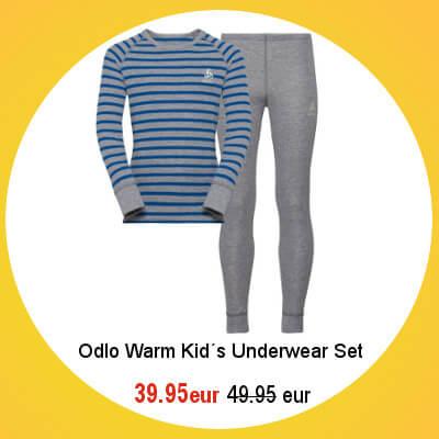 Odlo kids warm set