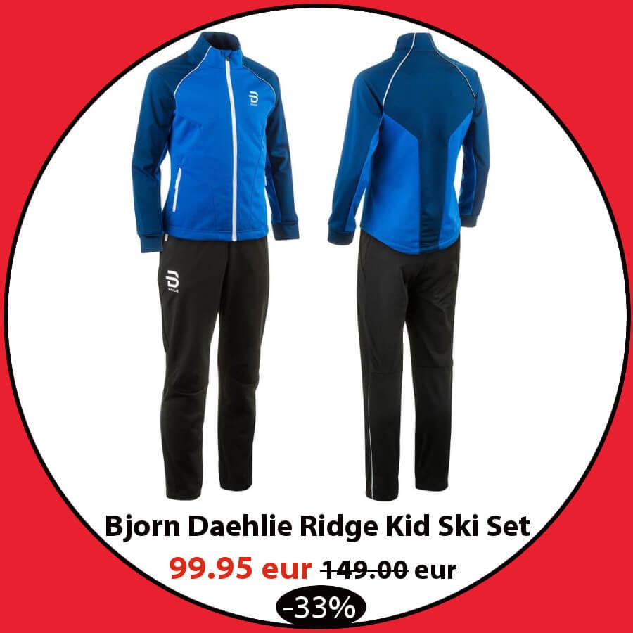 Ridge junior set