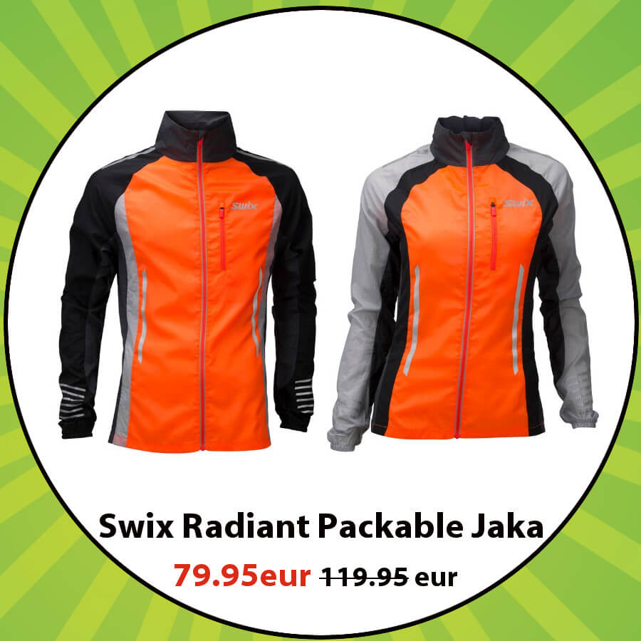 Swix Radiant Jacket