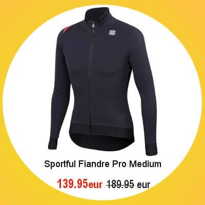 Fiandre pro medium jacket