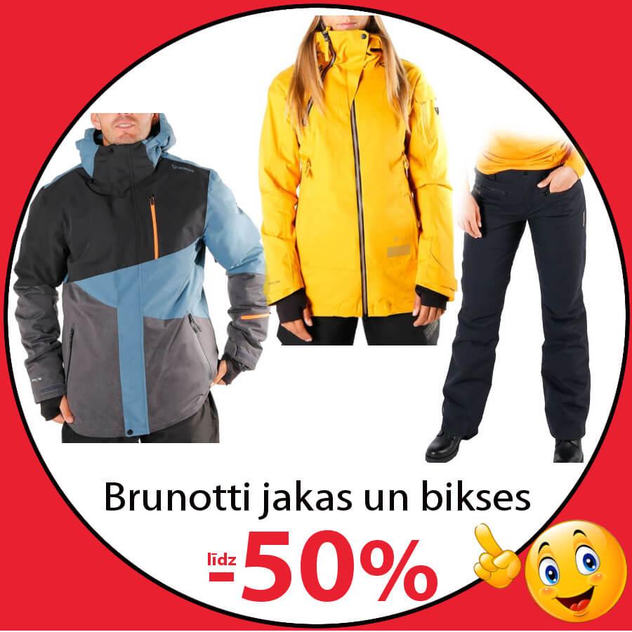 Brunotti slēpošanas apģērbs