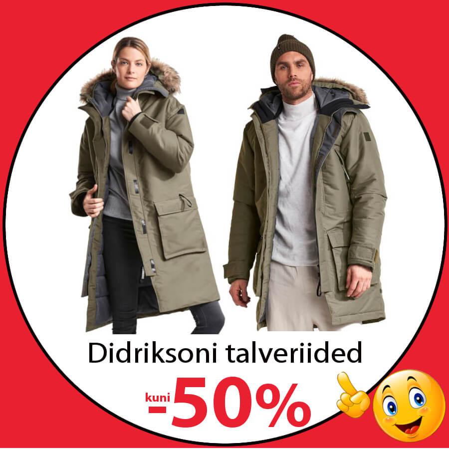 Didriksons ziemas apģērbs
