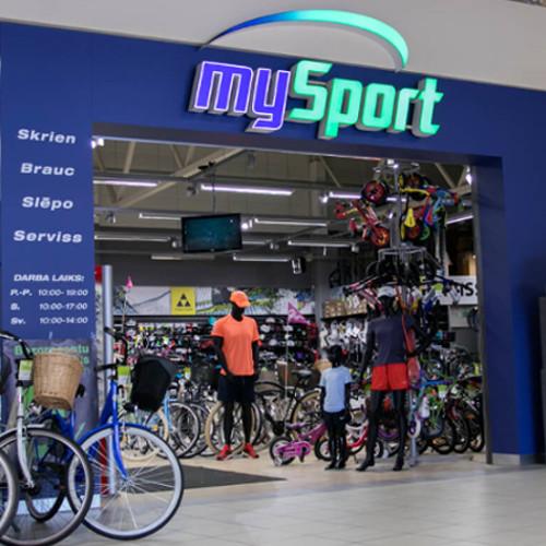 MySport A7